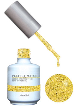 LeChat Perfect Match Gel Polish DUO SETS - Golden Bliss PMS135