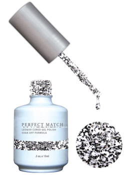 LeChat Perfect Match Gel Polish DUO SETS - Black Tie Affair PMS138
