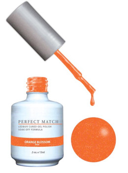 LeChat Perfect Match Gel Polish DUO SETS - Orange Blossom PMS145