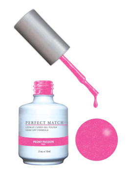 LeChat Perfect Match Gel Polish DUO SETS - Peony Passion PMS147