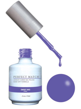 LeChat Perfect Match Gel Polish DUO SETS - Sweet Iris PMS148