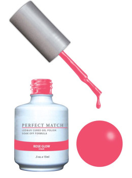 LeChat Perfect Match Gel Polish DUO SETS - Rose Glow PMS150