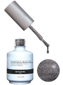 LeChat Perfect Match Gel Polish DUO SETS - Rock the Mic PMS158