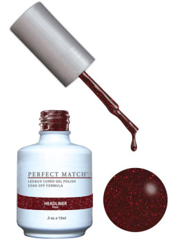 LeChat Perfect Match Gel Polish DUO SETS Headliner PMS160