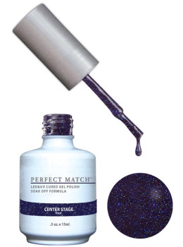 LeChat Perfect Match Gel Polish DUO SETS - Center Stage PMS161