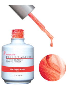 LeChat Perfect Match Gel Polish DUO SETS - My Sweet Desire PMS68