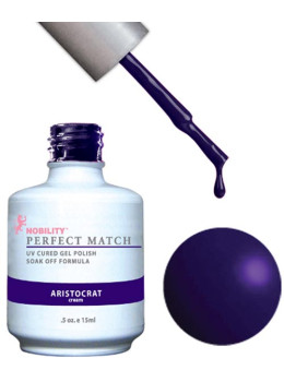 LeChat Perfect Match Gel Polish DUO SETS  - Aristocrat PMS77