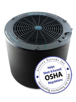 """The One That Works"" Salon Air Purifier-AP-1"