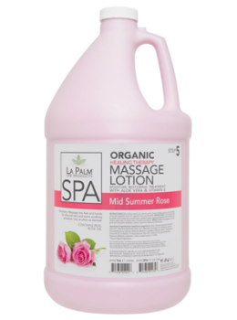 La Palm - Mid Summer Rose Massage Lotion