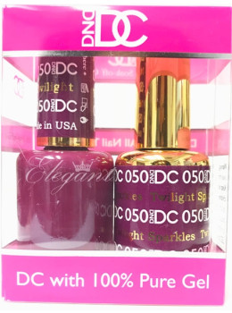 DC Gel Polish TWILIGHT SPARKLES - 050