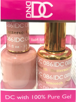 DC Gel Polish BUTTERSCOTCH - 086