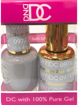 DC Gel Polish SUMMER FUJI - 097