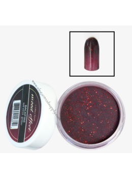 Glam and Glits Mood Effect Acrylic Powder BACKFIRE