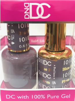 DC Gel Polish BLUE PLUM - 101