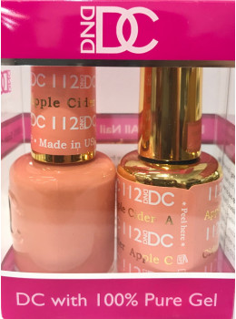 DC Gel Polish APPLE CIDER - 112