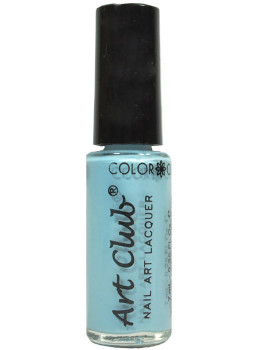 Color Club Nail Art Stripers Polish Baby Blue