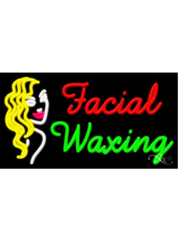 Facial Waxing #11700