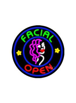 Facial Open  #11814