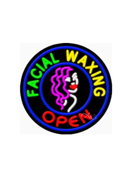 Facial Waxing Open  #11815