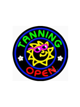 Tanning Open  #11834