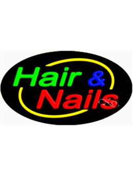 Hair and Nails  #14005