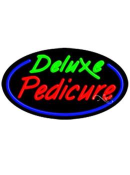 Deluxe Pedicure #14398