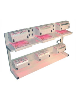 Lanel Nail Dryer Station 3 x 3