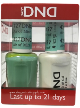DND Gel Polish AIR OF MINT