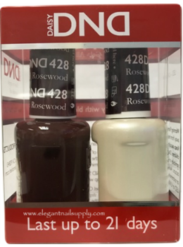 DND Gel Polish ROSEWOOD