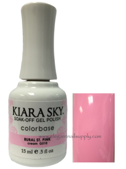 Kiara Sky Gel Polish RURAL ST. PINK