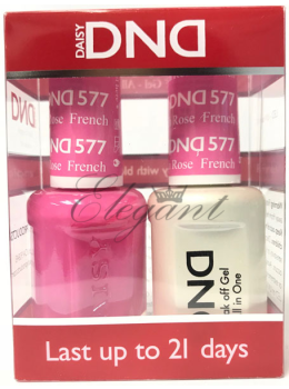 DND Gel Polish FRENCH ROSE 577