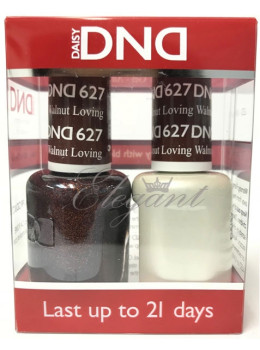 DND Gel Polish LOVING WALNUT 627