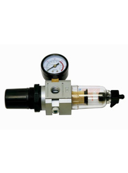 Air Regulator Filter with Gauge