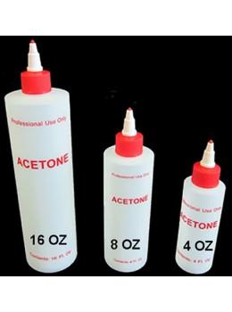 Acetone Plastic Bottle