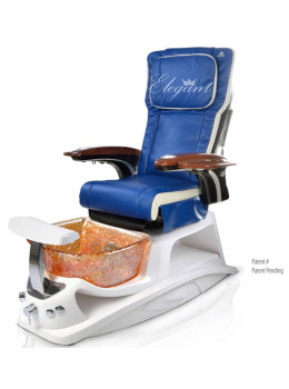 Argento Pedicure Chair