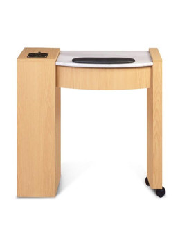 Classic Space Saver Manicure Table