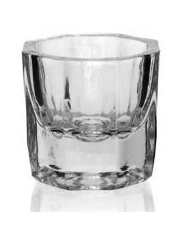 Short Glass Jar