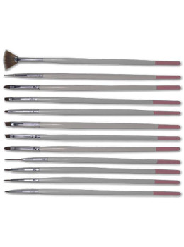 12PCS Nail Art Brush Set DL-C341