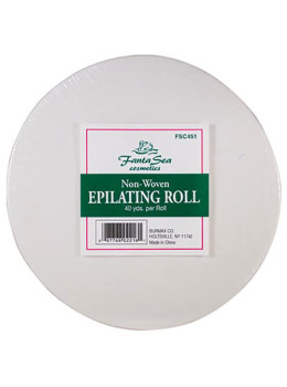 "Non-Woven Epliating Roll (3""wide x 40 yards) FSC451"