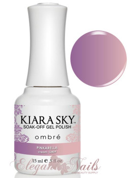 Kiara Sky Ombre Color Changing Gel Polish PINKARELLA - G809