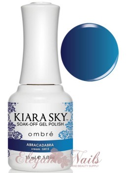 Kiara Sky Ombre Color Changing Gel Polish ABRACADABRA - G815