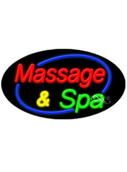 Massage and Spa #14598
