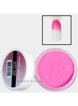 Glam and Glits Mood Effect Acrylic Powder ME1045 WHITE ROSE