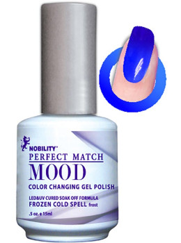 LeChat Mood Changing Gel Color - Frozen Cold Spell MPMG06