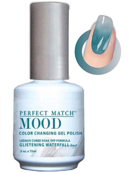 LeChat Mood Changing Gel Color - Glistening Waterfall MPMG14