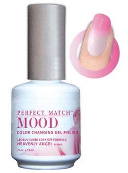 LeChat Mood Changing Gel Color - Heavenly Angel MPMG19