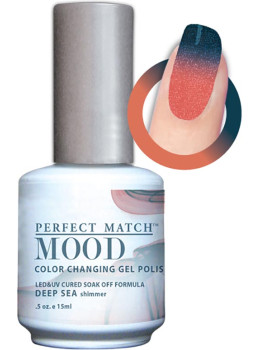 LeChat Mood Changing Gel Color - Deep Sea MPMG25
