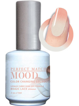 LeChat Mood Changing Gel Color - Magic Lace MPMG27
