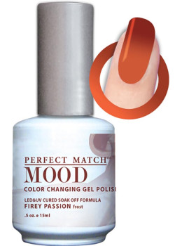 LeChat Mood Changing Gel Color - Firey Passion MPMG28