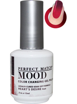 LeChat Mood Changing Gel Color Hearts Desire MPMG38